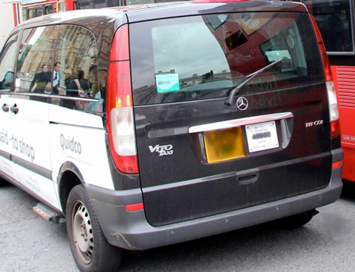 Decontaminating taxis and other confined spaces