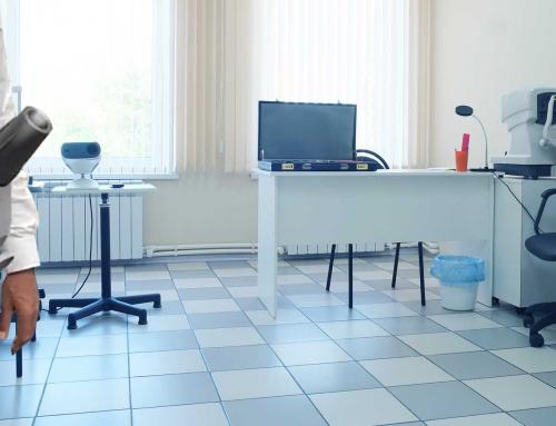 Decontamination of consultation rooms